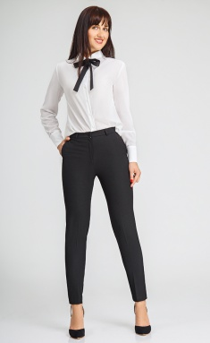 Trousers SWALLOW 068 chern
