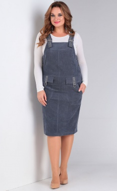 Dress Ollsy 01489 denim