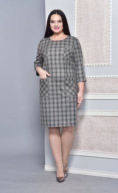 Dress Lady Style Classic 1513