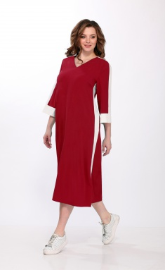 Dress Elletto 1541 bord