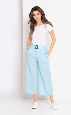 Trousers EOLA 1642 gol