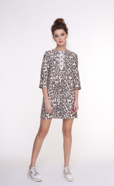 Dress Magia Mody 1671 leo