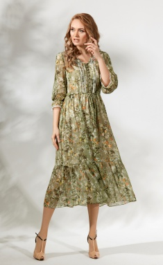 Dress Magia Mody 1708 zel