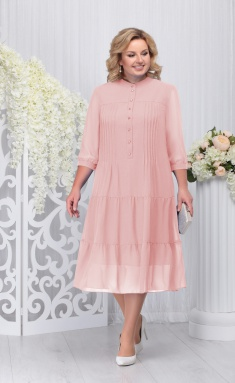 Dress Ninele 2209 pudra