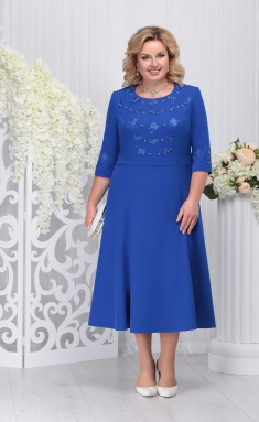 Dress Ninele 2210 vasilek