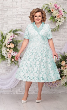 Dress Ninele 2249 sv.zel