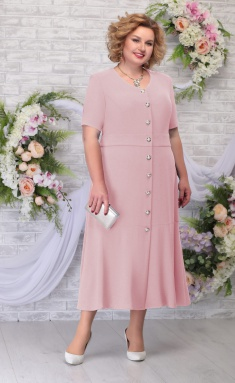 Dress Ninele 2263 pudr