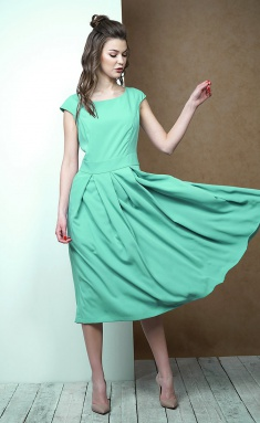 Dress Fantazia Mod 3452 biryuza