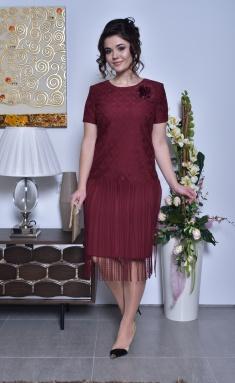 Dress Solomeya Lux 362-4