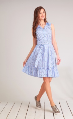 Dress Golden Valley 4470 gol pol