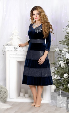 Dress Mira Fashion 4506-2