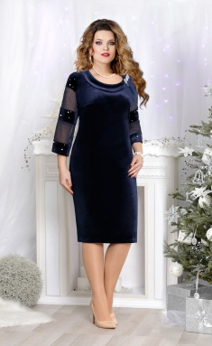 Dress Mira Fashion 4519-2