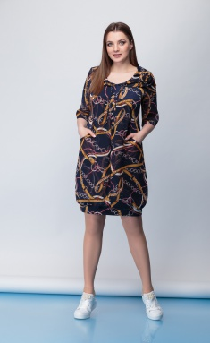 Dress Anna Majewska M-536 Chicago
