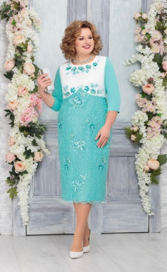 Dress Ninele 5761 sv.zel