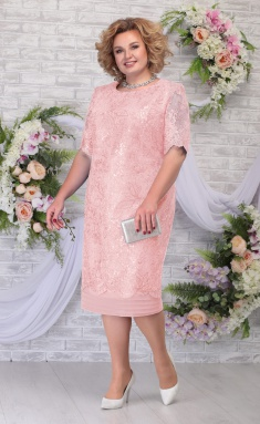 Dress Ninele 5788 pudr