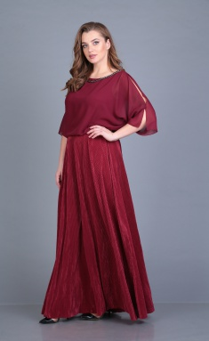 Dress Anastasia MAK 656 bord