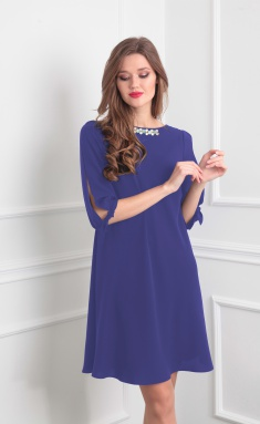 Dress TVIN 7391 sine-siren