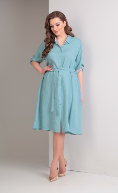 Dress TVIN 7407 oz.gol