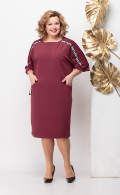 Dress Michel Chic 967 krasn