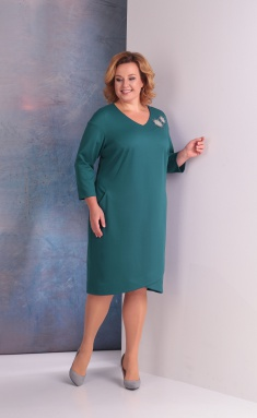 Dress Golden Valley 4522 izumr