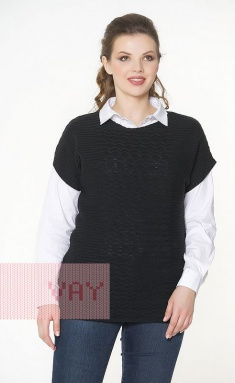 Jumpers, cardigans, blazers Newvay 4462 chern