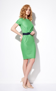 Dress Sale M-1089 Green