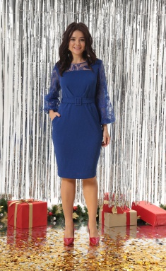 Dress Solomeya Lux 648