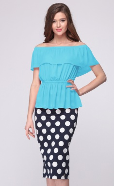 Blouses & tounics Faufilure Outlet S399 gol