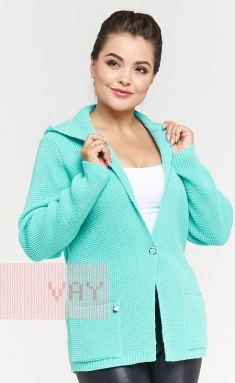 Jumpers, cardigans, blazers Newvay 182-1568 mentol