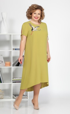 Dress Ivelta plus 1684