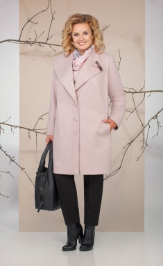 Coat Ivelta plus 893 pudr